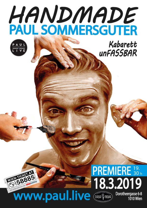 Paul Sommersguter Handmade Paul Sommersguter
